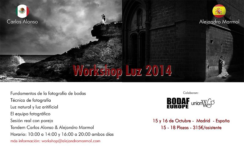 Cartel-workshop-CarlosAlonso-AlejandroMarmol
